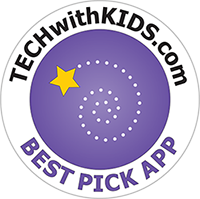 TECHwithKIDS.com BEST PICK APP